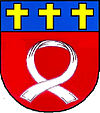 Coat of arms of Tetín