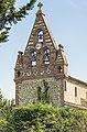 Teulat - Chapelle saint Martin - le clocher-mur.jpg