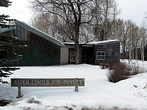Aspen Center for Physics - Image: The Aspen Center for Physics
