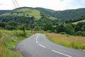 The B4518 south of Llanbrynmair - geograph.org.uk - 856756.jpg