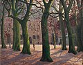 The Beguinage at Bruges by Louis Dewis.jpg