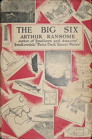The Big Six - Image: The Big Six cover