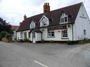 Hemingby - The Coach and Horses, Hemingby