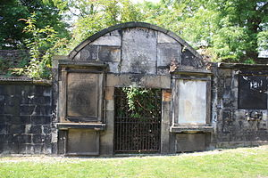 William Tytler - The Fraser Tytler family vault, Greyfriars Kirkyard