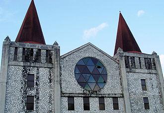 Free Church of Tonga - Centennial Church in Nuku'alofa
