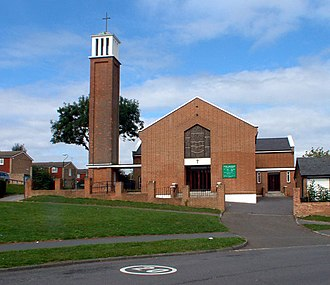 New Addington - Church of the Good Shepherd, New Addington