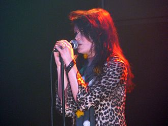 The Dead Weather - Image: The Kills 1