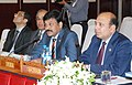 The Minister of State (Independent Charge) for Tourism, Dr. K. Chiranjeevi addressing at the Fourth Meeting of ASEAN-INDIA Tourism Ministers, at Vientiane, Laos PDR on January 21, 2013.jpg