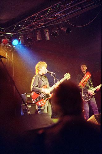 Moe Tucker - Moe Tucker (1992)
