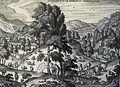 The Phillip Medhurst Picture Torah 23. Adam & Eve dicovered. Genesis cap 3 vv 9&19. Borcht.jpg