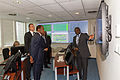 The President of Burkina Faso at the CTBTO (13 June 2013) (9035557010).jpg