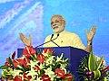 The Prime Minister, Shri Narendra Modi addressing the Sahakar Sammelan, in Amreli, Gujarat on September 17, 2017 (1).jpg