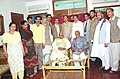The Prime Minister Shri Atal Bihari Vajpayee meets a delegation from Jammu and Kashmir in New Delhi on February 27, 2004.jpg