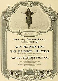 <i>The Rainbow Princess</i> 1916 film by J. Searle Dawley