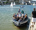 The Salcombe passenger ferry, East Portlemouth - geograph.org.uk - 1434595.jpg