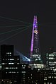 The Shard during it's opening laser light show.jpg