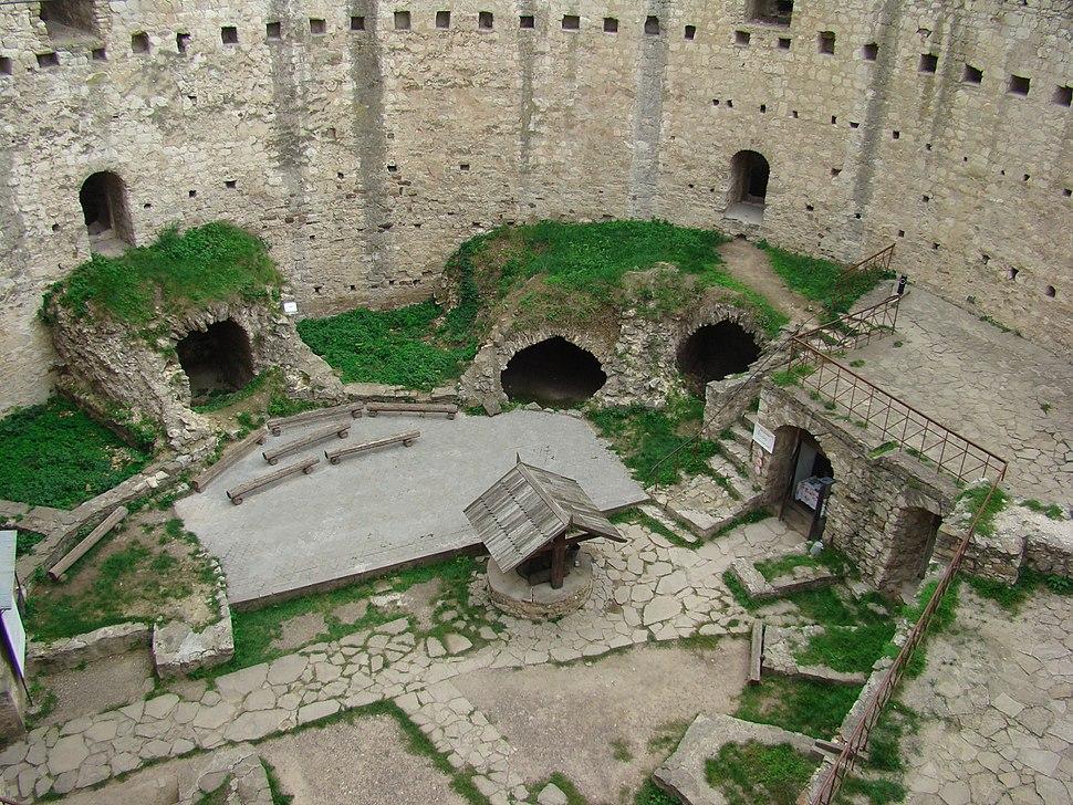 The Soroca fortress