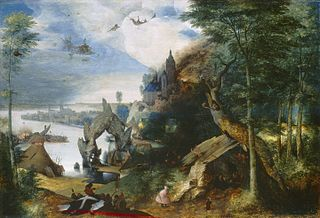 Temptation of St. Anthony