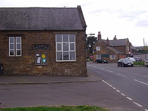 Norton, Northamptonshire - Image: The Village Of Norton 15,04,2007 (1)