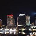 The Waverly and Capital Plaza II, night.jpg