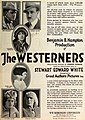The Westerners (1919) - Ad 3.jpg