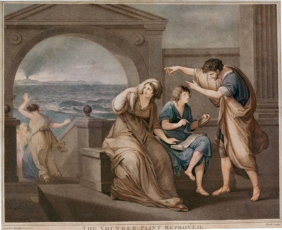 The Younger Pliny Reproved