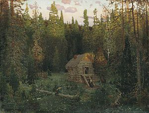 The habitation of a hermit