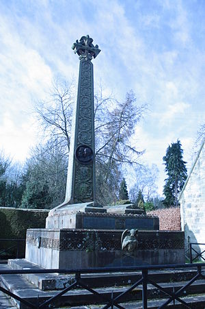 Richard Baird Smith - The Baird Smith monument in Lasswade