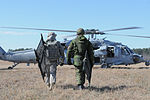 The medical side of Exercise Southbound Trooper 2013 130221-A-DB144-523.jpg