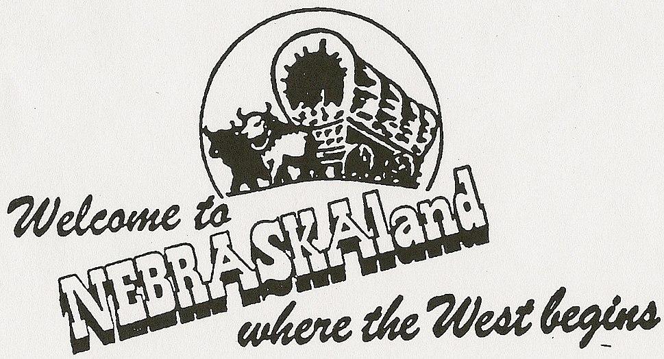 The Official Symbol and Slogan of Nebraska.