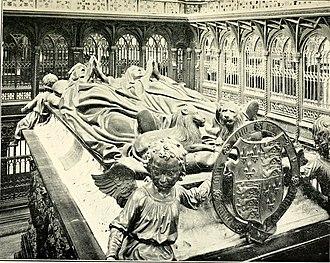 Pietro Torrigiano - Henry VII's Tomb, Westminster Abbey