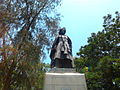 The statue of Sree Chithira Thirunal Maharaja at Pattom Thanupilla Park.jpg