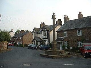Kirkland, Lancashire Human settlement in England
