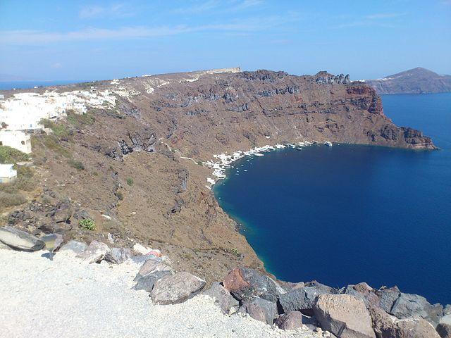 Santorini Greece Travel Blog