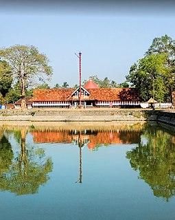Tirunettur Mahadeva Temple Hindu temple in India