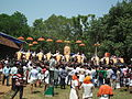 Thiruvambadi varav during Thrissur Pooram 2013 7305.JPG