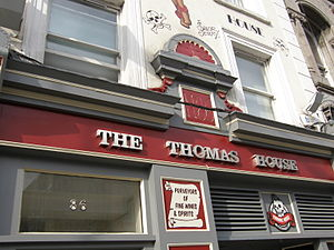 The Liberties, Dublin - Thomas House, Thomas Street