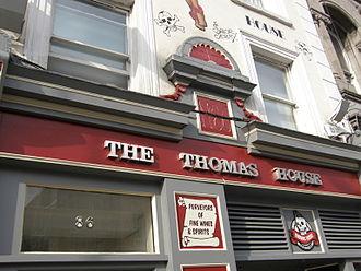 The Liberties, Dublin - Thomas House, Thomas Street