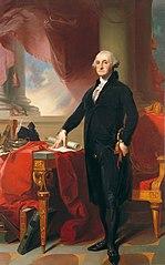 Portrait of George Washington (1732?1799)