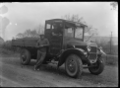 Thornycroft truck belonging to Graham and Son, agents for Hutt River Shingle Co. ATLIB 291559.png