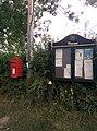 Thorpe Village notice board.jpg