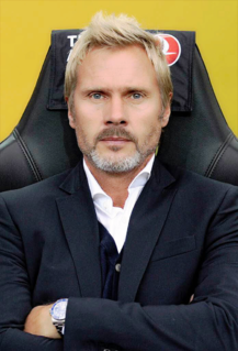 Thorsten Fink German footballer and manager