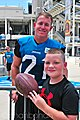 Toby Gerhart 2014 Jaguars training camp.jpg