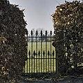 Toegangshek, gezicht vanaf begraafplaats - Leek - 20367617 - RCE.jpg