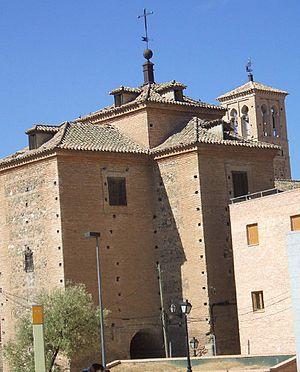 Iglesia de San Miguel el Alto, Toledo - Iglesia de San Miguel el Alto