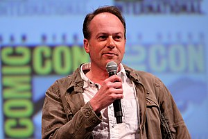 Megamind - Director Tom McGrath promoting the film at the 2010 San Diego Comic-Con International