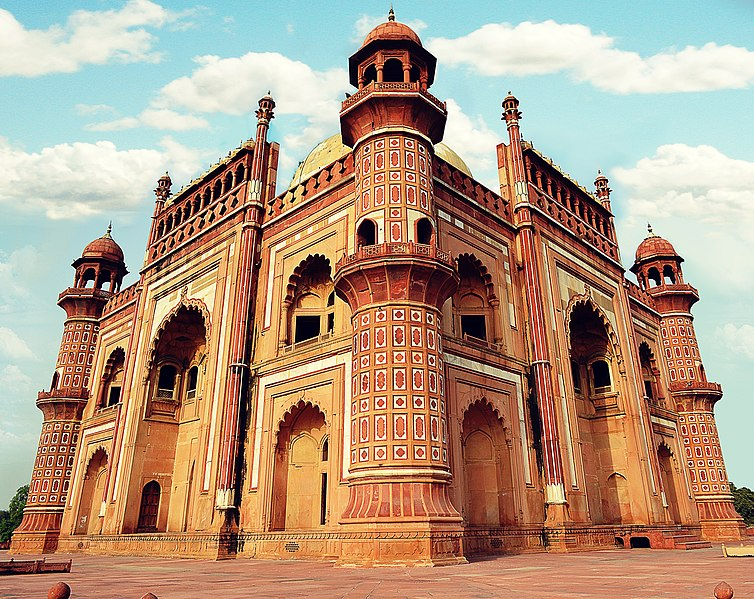 File:Tomb of Safdarjung.jpg