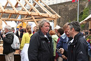 Tonnerres de Brest 2012 - 120716-018 village Norvège.JPG