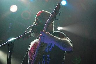 Static-X - Tony Campos