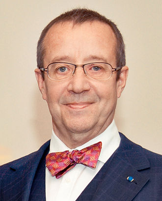 2006 Estonian presidential election - Image: Toomas Hendrik Ilves 2011 12 19